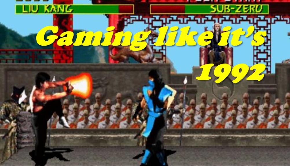 1992 gaming
