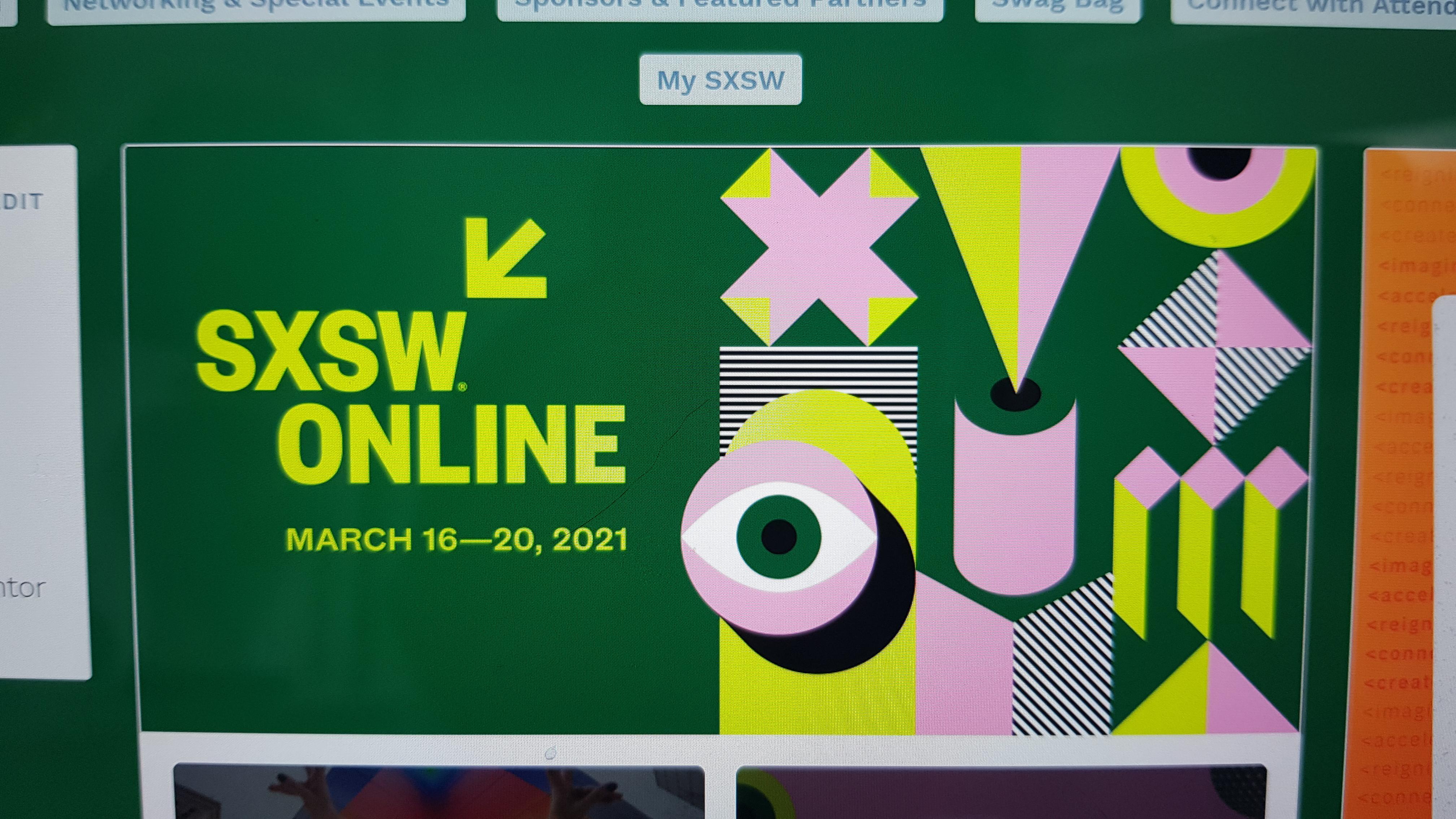 Virtual SXSW