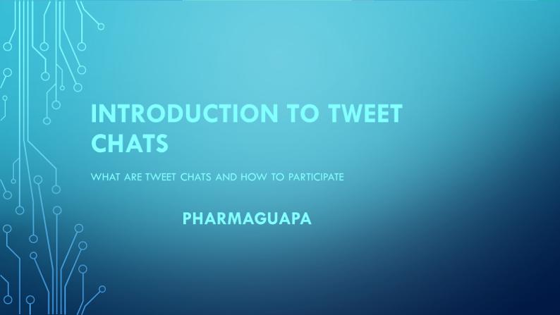 Tweet Chat Intro
